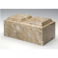 Syrocco Marble Urn for Two