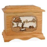 Oak Hunting Urn Ambassador