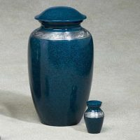Atlantic Shores Blue Urn