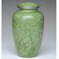 Allendale Green Urn