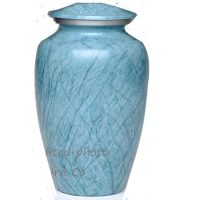 Allendale Light Blue Urn