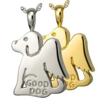 Good Dog Pet Cremation Jewelry
