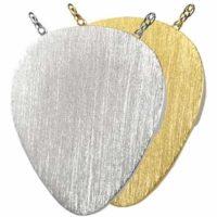 Guitar Pick Cremation Necklace
