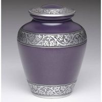 Viola Purple Urn