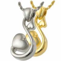 Infinite Love Hearts Pendant