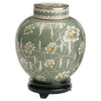 Extra Large Pear Blossom Urn