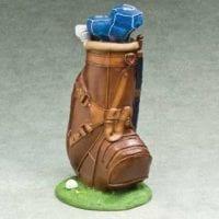 Golf Bag Urn