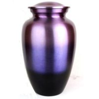 Purple Phases Urn