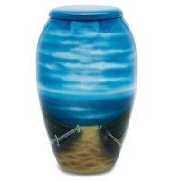 beach urns