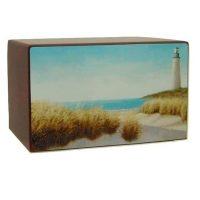 Lighthouse Beach Urn