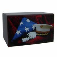 Marine Corps Honor Urn