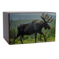 Majestic Moose Urn