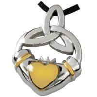 Claddagh Heart Trinity