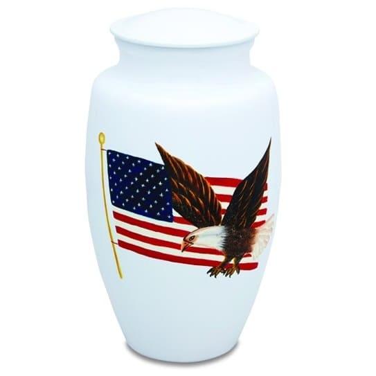 American Patriot Urn