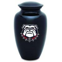 UGA Bulldogs Urn