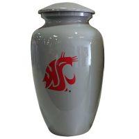 WSU Cougars Sports Urn