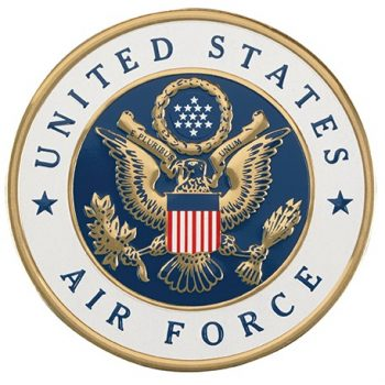 military urns air force