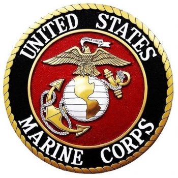military urn marines