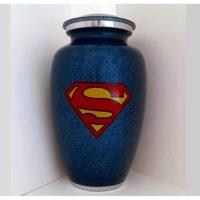 Super Hero Urn