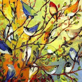 BIRD URNS