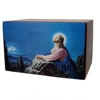 Jesus Praying in Gethsemane Urn