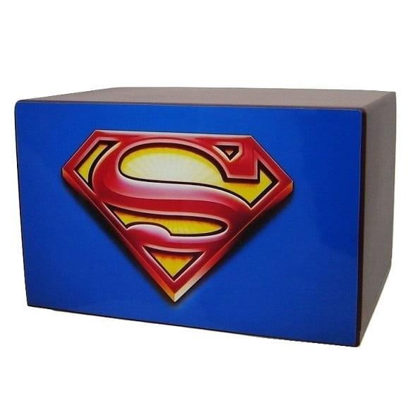 Superhero Cremation Urn