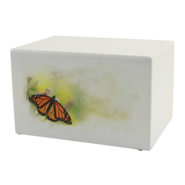Butterfly Serenity Urn