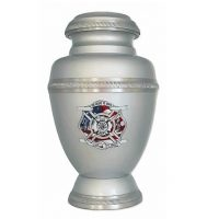 Courage Firefighter Urn