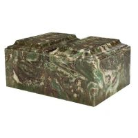 Camouflage Urn for Two