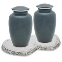 Gray Urns for Two Set
